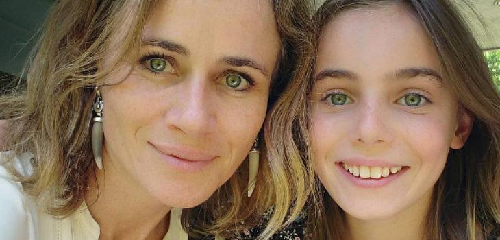 Amaya Forch y su hija | Instagram