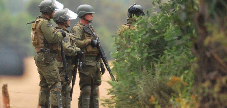 Ataque incendiario en Lanco | ARCHIVO | Agencia UNO