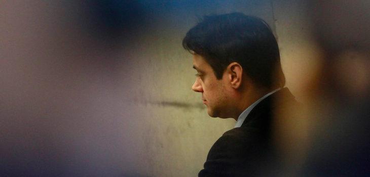 Diputado Gaspar Rivas   Francisco Castillo   Agencia UNO