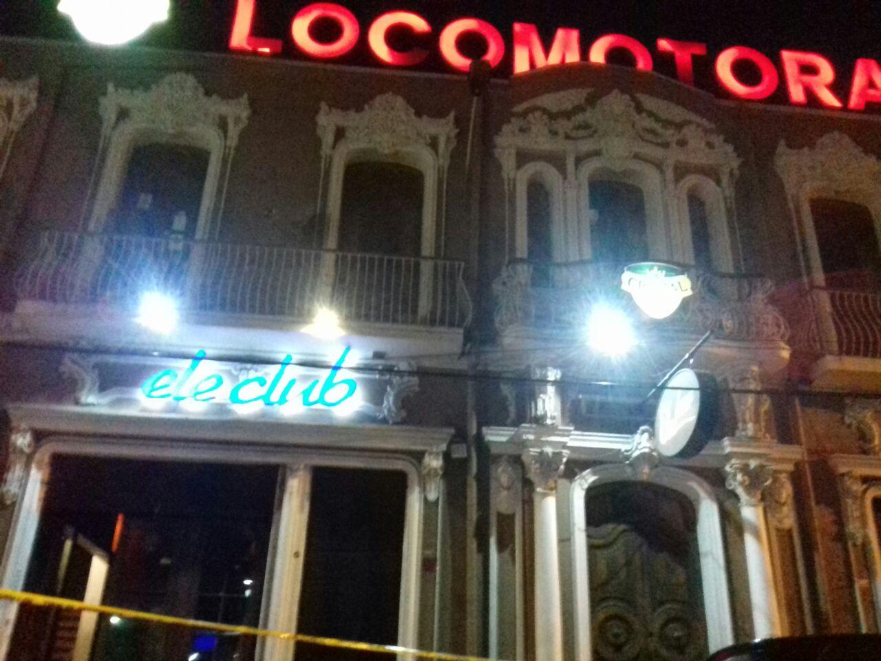Pub Locomotora en Valparaíso
