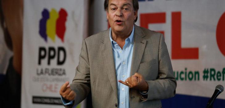 Francisco Vidal | Francisco Flores | Agencia UNO