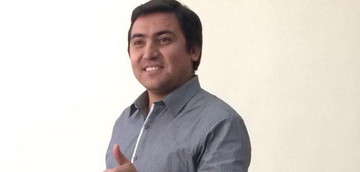 Jonathan Hidalgo Concejal