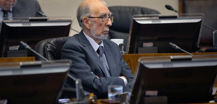 Mariano Ruiz-Esquide padre  | ARCHIVO | Agencia UNO
