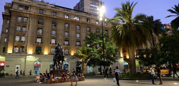 Plaza de Armas | Matías Delacroix | Agencia Uno