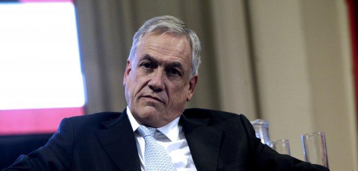 Sebastián Piñera | Agencia UNO