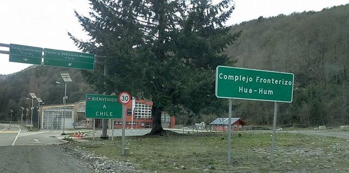 Complejo Fronterizo Hua Hum | Eliseo Gatica Vega | Facebook