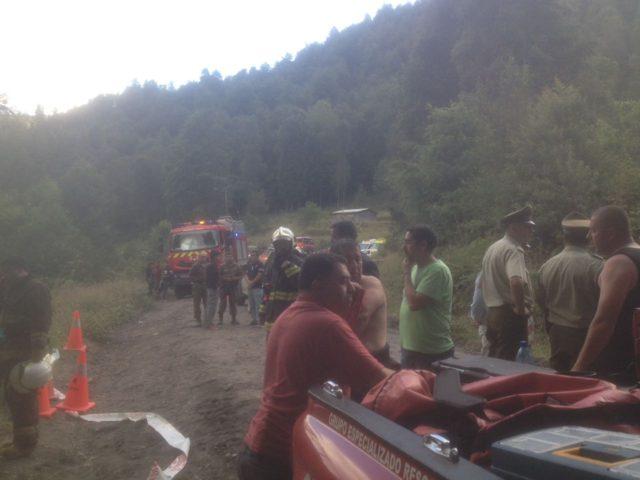 Comunicaciones Bomberos Villarrica