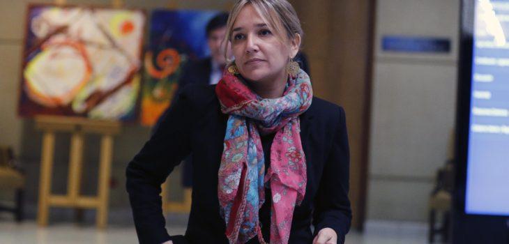 María José Hoffmann | Agencia UNO