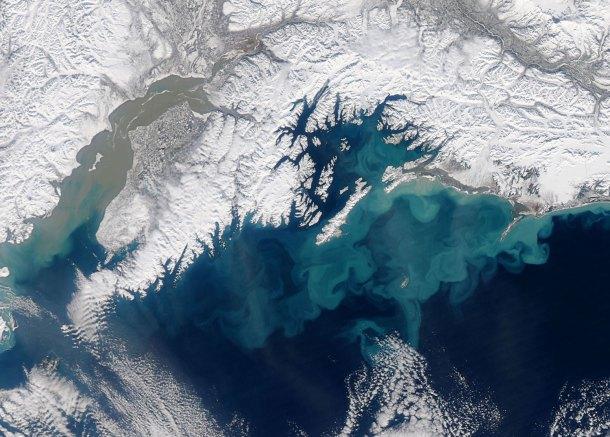 Foto Satelital de la NASA