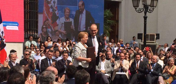 Prensa presidencia