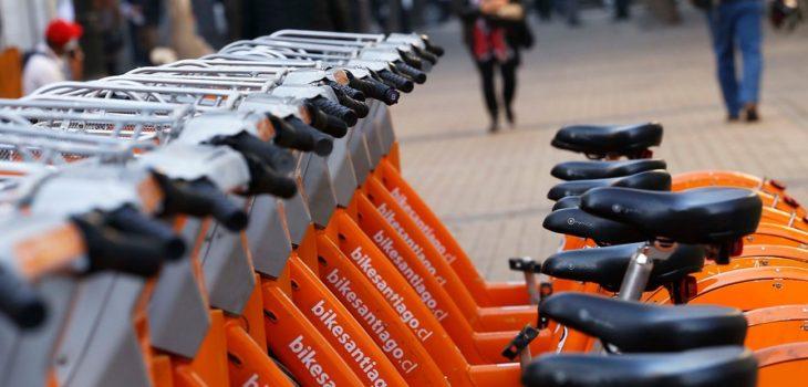 CONTEXTO | BikeSantiago | Agencia UNO