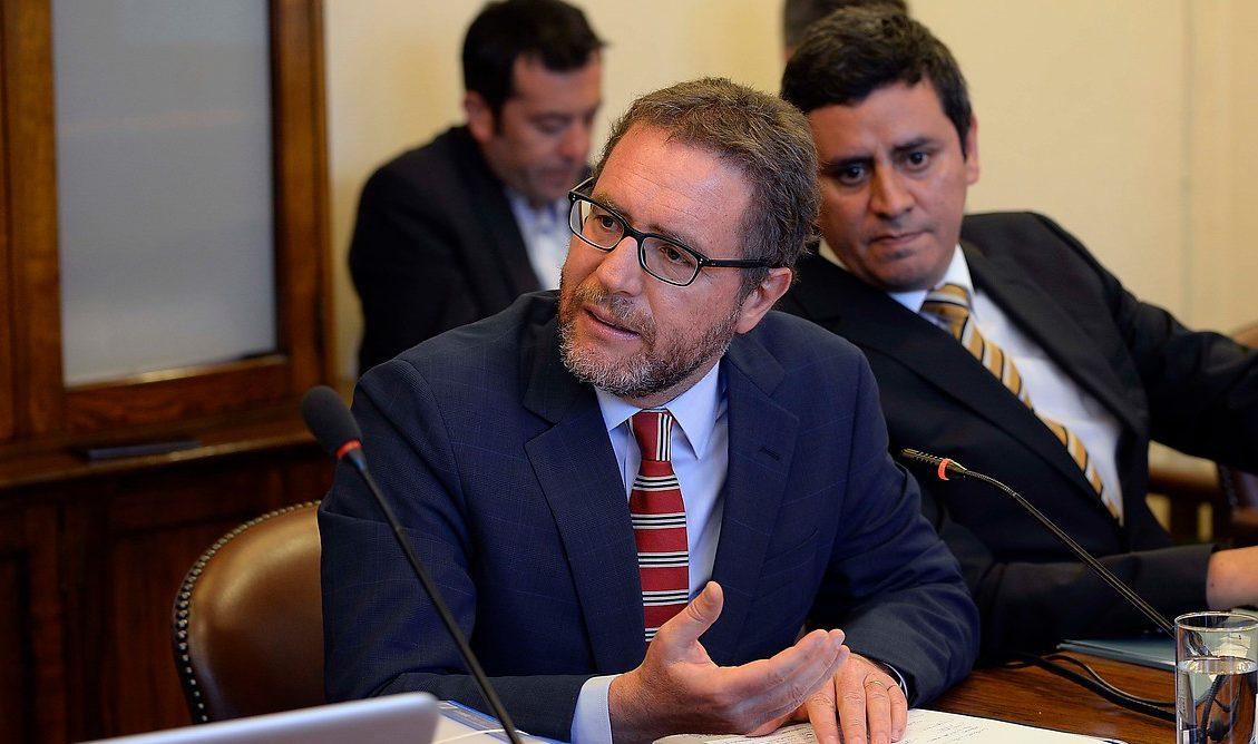 Felipe Irarrázabal, titular de la FNE.