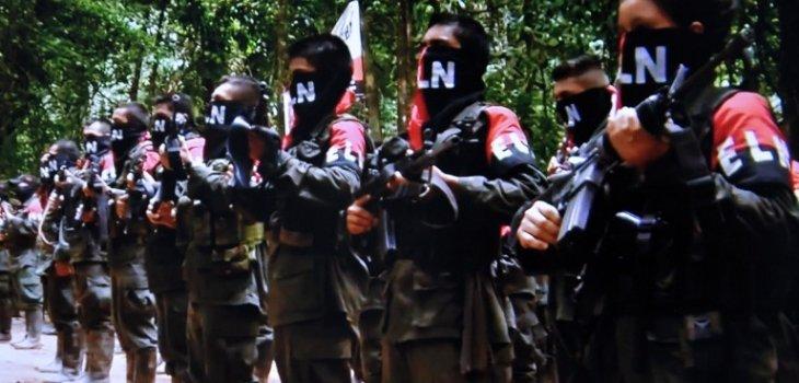 Ejército de Liberación Nacional   AFP