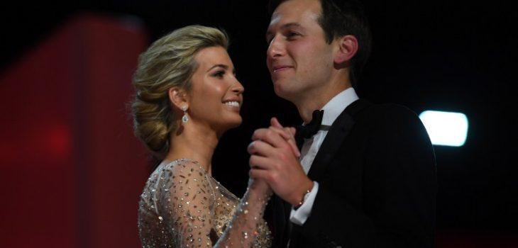 Ivanka Trump y su esposo Jared Kushner | Jim Watson | AFP