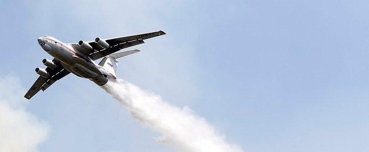 Ilyushin Il-76 | Agencia UNO