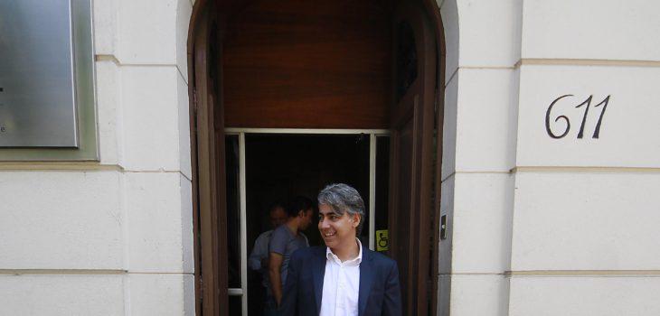 Marco Enriquez-Ominami |  Agencia UNO