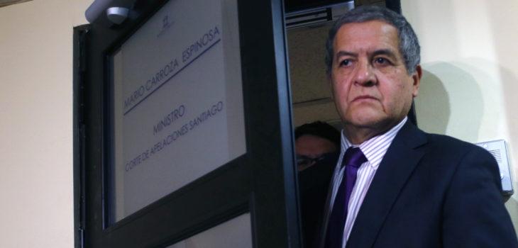 ARCHIVO   Mario Carroza   Agencia UNO