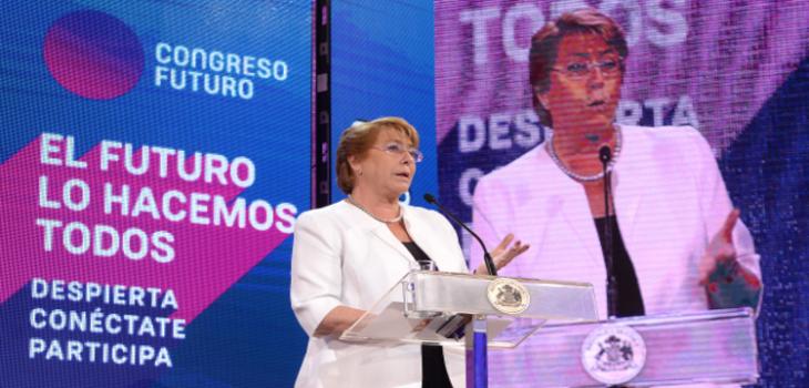Michelle Bachelet | Prensa Presidencia