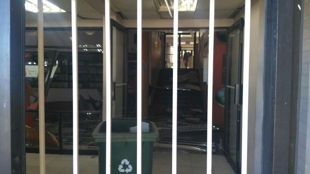 robo de cajero en UCSC