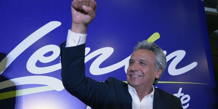 Lenìn Moreno | Agencia AFP