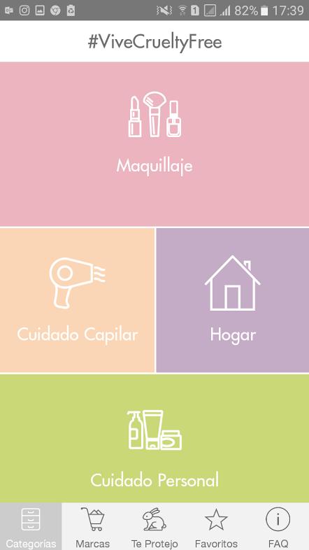 1b7090c68 La nueva app chilena que te permite encontrar productos libres de crueldad  animal