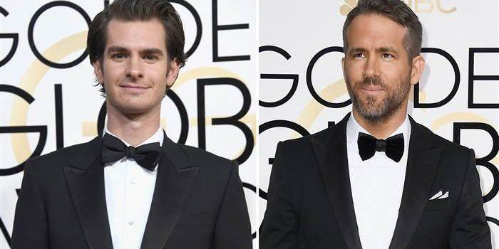 Andrew Garfield y Ryan Reynolds   Getty Images   AFP