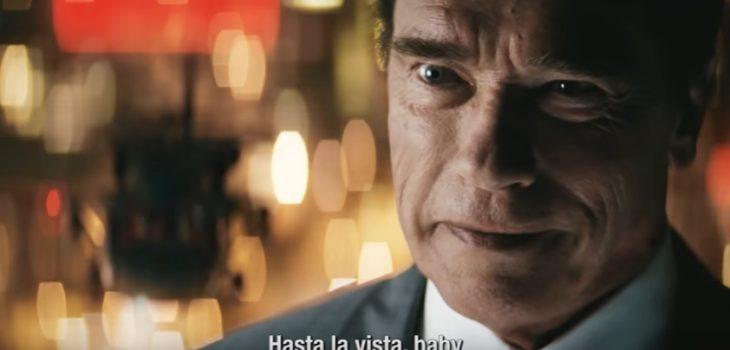 Arnold Schwarzenegger en spot de Mobile Strike | Youtube