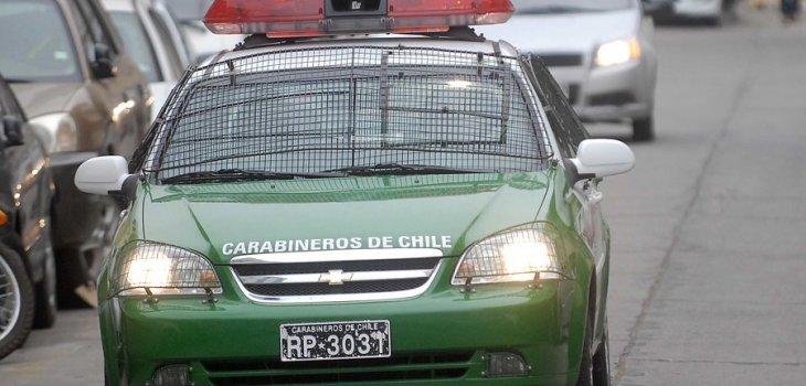 ARCHIVO   Carabineros   Agencia UNO