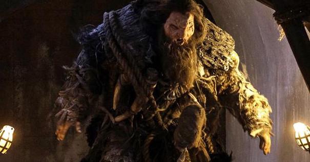 "El actor Neil Fingleton en ""Game Of Thrones"""