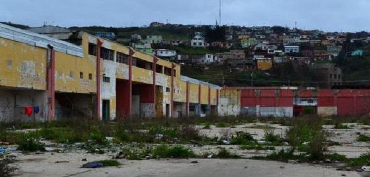 Ex mercado de Talcahuanoa | ARCHIVO | BBCL