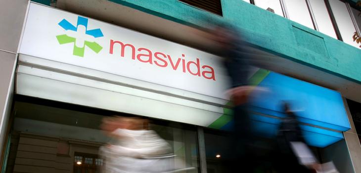 Isapre Masvida   Facebook