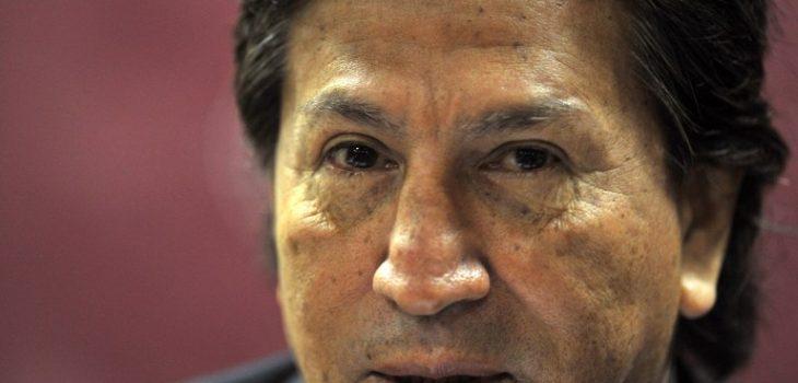 Alejandro Toledo   Agencia AFP