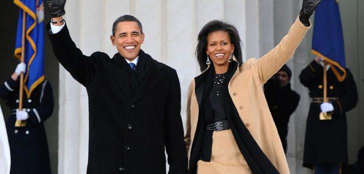 Barack y Michelle Obama | Mark O'Donald