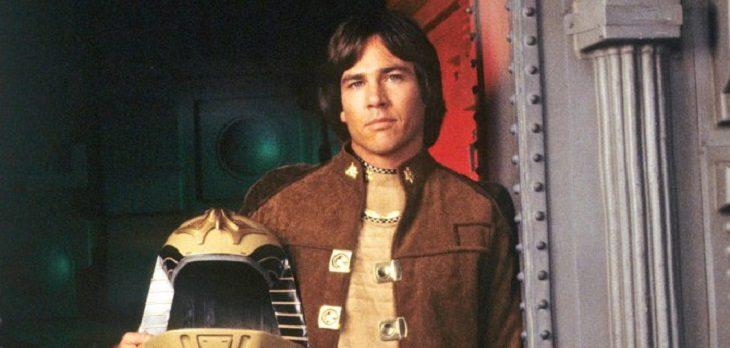"""Richard Hatch en """"Battlestar Galactica"""""""