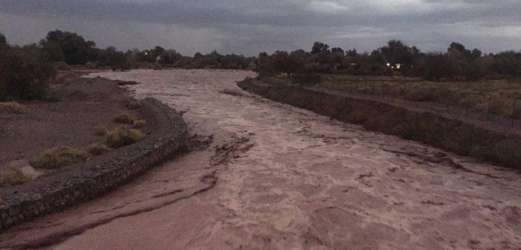 Río San Pedro | @info_antof  en Twitter