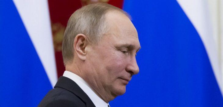 Vladimir Putin | ARCHIVO | Agence France-Presse