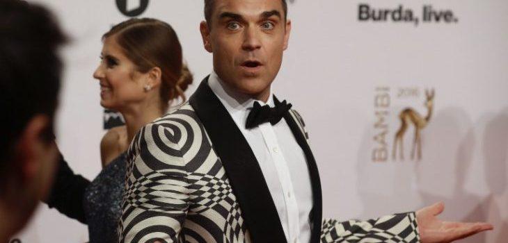 Robbie Williams | Agencia AFP | Axel Schmidt
