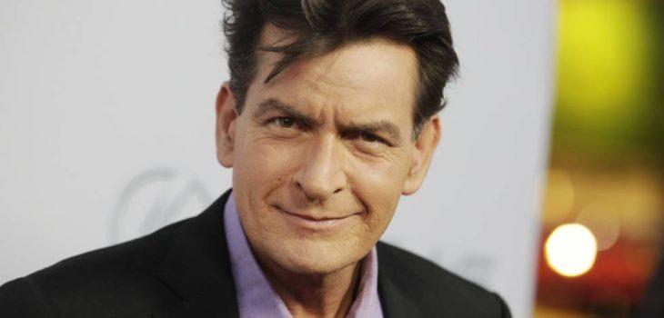 Charlie Sheen reconoció ser VIH+ indetectable