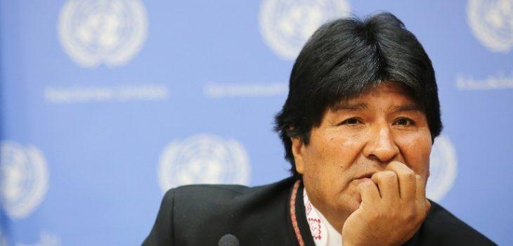 Evo Morales | Agencia AFP