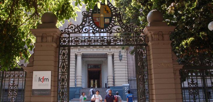 Facultad de Ciencias Físicas y Matemáticas   Universidad de Chile