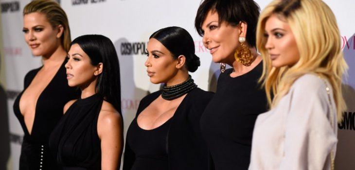 Las Kardashian en un evento en 2015 | Frazer Harrison | Getty Images for Cosmopolitan | AFP