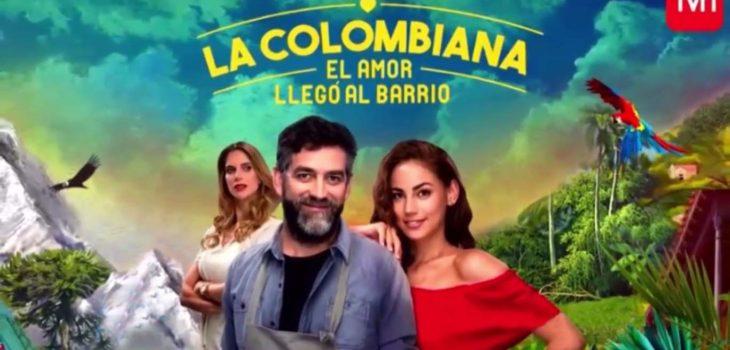 La colombiana | TVN