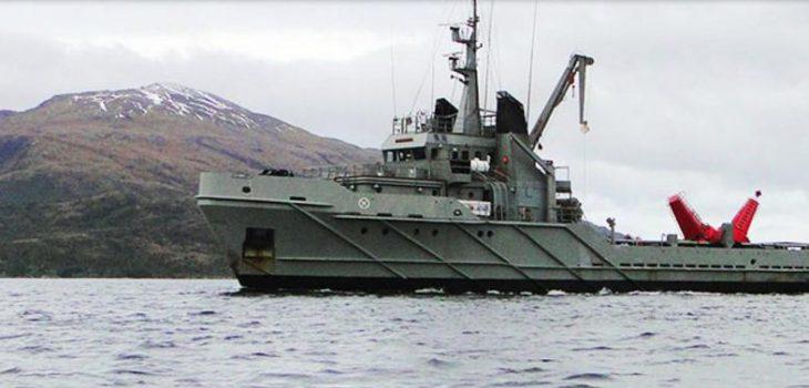Buque Lautaro | Armada de Chile