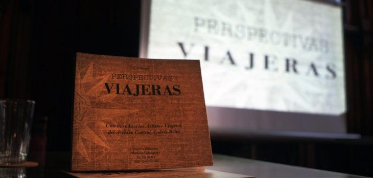 """""""Perspectivas viajeras""""   Felipe Poga   U. de Chile"""
