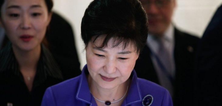 ARCHIVO | Park Geun-Hye | Agence France-Presse