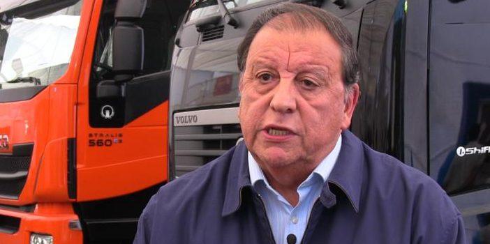 Sergio Pérez Jara | Presidente CNTC – Chile