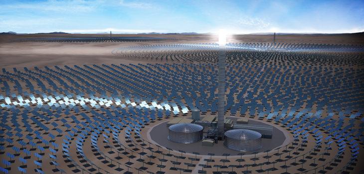 Tamarugal Solar   SolarReserve