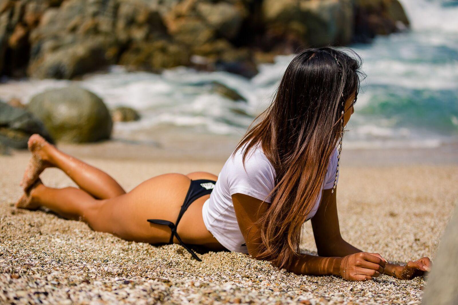 Candidatas a Miss Reef protagonizan sensual sesión de ...