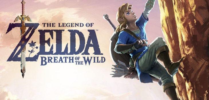 The Legend of Zelda: The Breath of the WIld