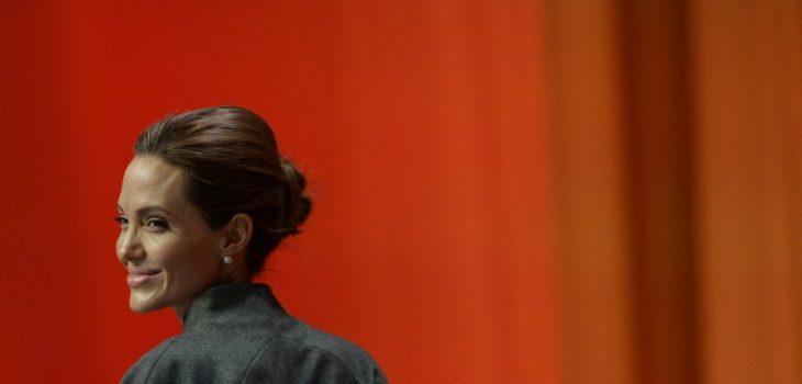 Angelina Jolie | Agence France-Presse